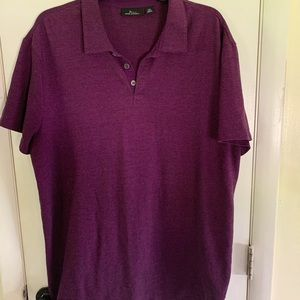 Marc Anthony Men's Polo Shirt Size XXL